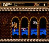 Sword Master NES Level 5 - working up through the castle.