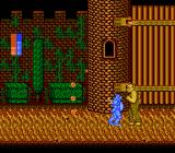 Castle of Dragon NES First level boss
