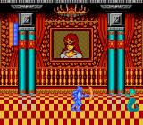 Castle of Dragon NES Fighting a serpent boss in the Menlary Castle (which explains the princess' portrait).