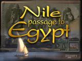 Nile: Passage to Egypt Windows 3.x Title screen