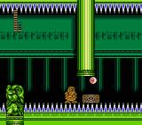 Little Samson NES In this level, there are moving platforms to help the player cross spikes-- or Gamm can take care of the traversal