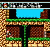 Disney's DuckTales 2 NES Υou can find Gyro in 3 different stages - talk to him and he'll give you power ups for the pole