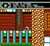 Disney's DuckTales 2 NES Talking to others may prove useful