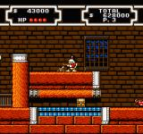 Disney's DuckTales 2 NES This pole is really useful