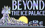 Beyond the Ice Palace Commodore 64 Title