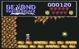 Beyond the Ice Palace Commodore 64 Enemy destroyed