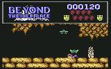 Beyond the Ice Palace Commodore 64 Lost a life