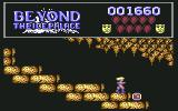 Beyond the Ice Palace Commodore 64 One of the weapon power-ups
