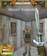 The Elder Scrolls Travels: Shadowkey N-Gage Wendek