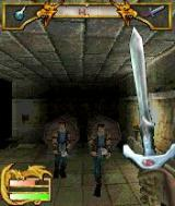 The Elder Scrolls Travels: Shadowkey N-Gage Two scamps