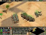 Age of Empires II: The Age of Kings Windows The army of Saladin