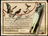 Robinson Crusoe Windows Bookmark screen