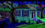 The Colonel's Bequest DOS The chapel