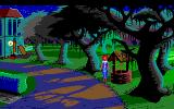 The Colonel's Bequest DOS A well