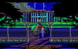 The Colonel's Bequest DOS A good view of the mansion