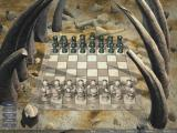 Hoyle Majestic Chess Windows Single Player game board