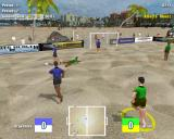 Beach Soccer Windows That sliding tackle would give a red card in real life.