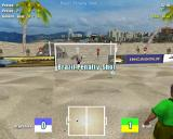 Beach Soccer Windows Looks like a goal