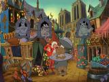 Disney's: The Hunchback of Notre Dame 5 Topsy Turvy Games Windows The final course - a brown gob of...
