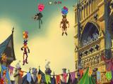 "Disney's The Hunchback of Notre Dame: 5 Topsy Turvy Games Windows ""Upsy Daisy"" - pop your opponent's balloons."