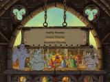 "Disney's: The Hunchback of Notre Dame 5 Topsy Turvy Games Windows ""Inside Outwords"" - an example"
