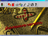 MVP Word Search for Windows Windows Game Start Screen