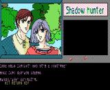 Shadow Hunter MSX She shows you a picture of her and her fiancé