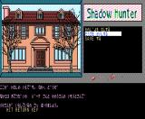 Shadow Hunter MSX Outside the Yoshizawa mansion