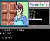 "Shadow Hunter MSX Look, a new action: ""break door"""