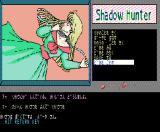 Shadow Hunter MSX Inside, you find Rika dead