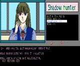 Shadow Hunter MSX Yoshizawa's editor tells you where she was last night