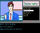 Shadow Hunter MSX Talking to Yoshizawa's fiancé, Rika's brother