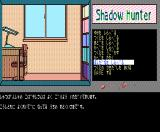 Shadow Hunter MSX Investigating Rika's room