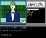 Shadow Hunter MSX At the hotel where Yoshizawa and her editor were staying
