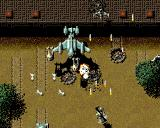S.W.I.V. Amiga Four guided missiles launched from a big plane