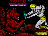 Masters of the Universe: Super Adventure ZX Spectrum Loading screen