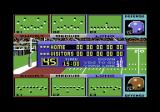 ABC Monday Night Football Commodore 64 The scoreboard
