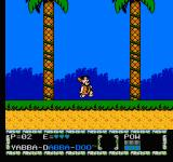 The Flintstones: The Surprise at Dinosaur Peak! NES The second stage