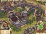 The Settlers: Rise of an Empire Windows The castle where all your gold is stored.
