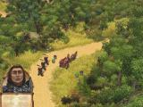 The Settlers: Rise of an Empire Windows Bandits attack a merchant.