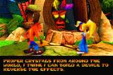 Crash Bandicoot: The Huge Adventure Game Boy Advance From intro - 3