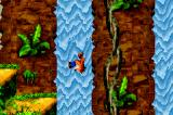 Crash Bandicoot: The Huge Adventure Game Boy Advance Another part of the Jungle Jam level - trying to make it across the gap