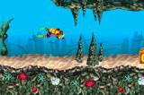 Crash Bandicoot: The Huge Adventure Game Boy Advance A really nice looking level