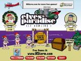 Elves in Paradise: Elf Bowling 2 Windows The final screen where you can register your score or go to NStorm's web site for more games.