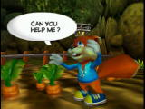Conker's Bad Fur Day Nintendo 64 Hungover