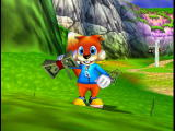 Conker's Bad Fur Day Nintendo 64 All you need is... cash!