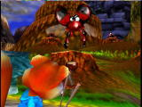 Conker's Bad Fur Day Nintendo 64 Get rid of the dung beetles.