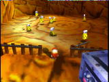 Conker's Bad Fur Day Nintendo 64 A herd of cheese