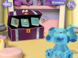 Blue's Room: Blue Talks! Windows A choice of storybooks for Blue to read