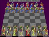 "Grandmaster Chess (CD-ROM Edition) DOS ""Human"" piece set"